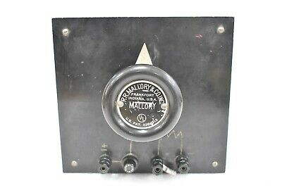 Ohmite 0664 Rheostat 1 Amp 300 Ohm 300W Wirewound In Case