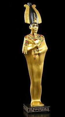 Osiris Egyptian God of the Underworld and Judgement day.Great.