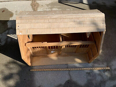 XL Wood Breyer Horse Stable/Barn - USED
