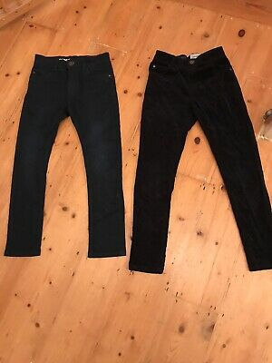 Next Boys Skinny Jeans / Cords Bundle, Age 11 Years