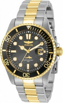 Invicta 30809 Pro Diver 43MM Men's Stainless Steel Watch