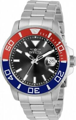 Invicta 30812 Pro Diver 45MM Men's Stainless Steel Watch