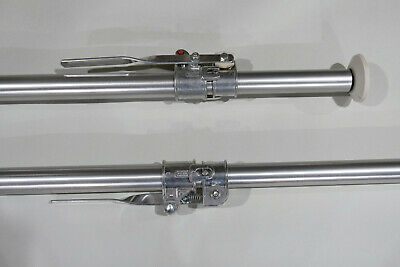 Autopoles - Manfrotto, made in Italy - Lightly used!