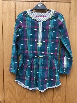 Girls Hatley Dress Age 7 Worn Twice Immaculate Condition.