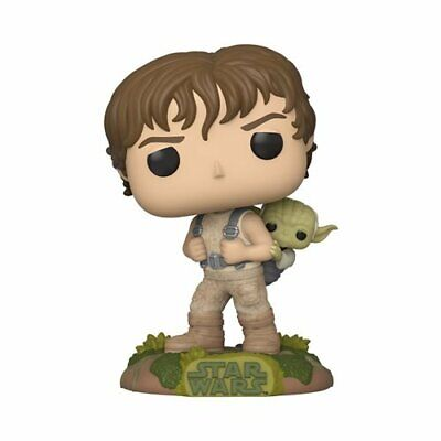 Star Wars: Empire Strikes Back Training Luke with Yoda Pop! PRE ORDER APRIL