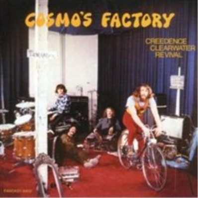 Creedence Clearwater Revival-Cosmo's Factory [40th Anniversary Edition] CD NUOVO