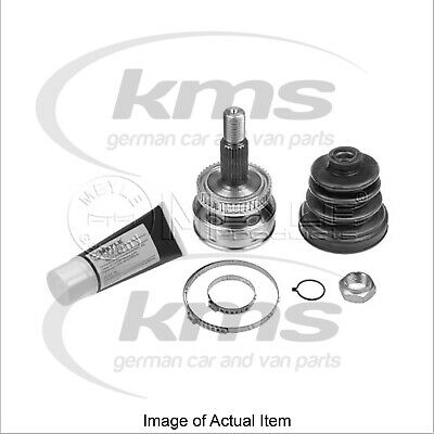 Driveshaft Gaiter New SAAB 9-3 YS3D 2.2D CV Joint Boot Kit Outer 98 to 02 C.V