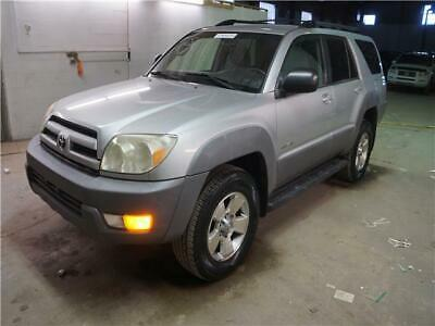 2003 Toyota 4Runner SR5 NO RESERVE . CLEAN . 4x4 . LOW MILES . V6
