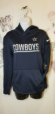 Nike dallas cowboys hoodie Size  Youth 14/16 or fits Women's Small New WOT