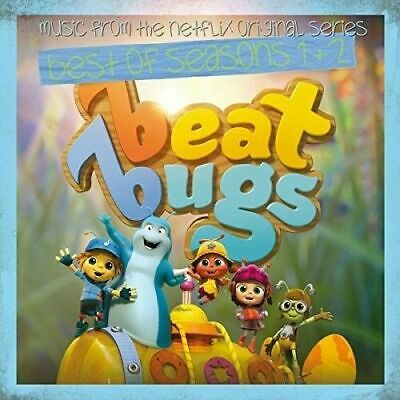 Paul McCartney : The Beat Bugs: Best Of Season 1 & 2 Soundtrack 1 Disc CD