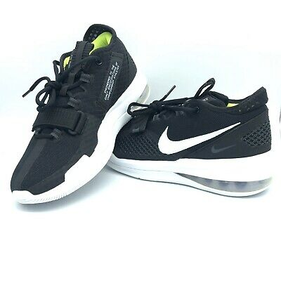 nike AIR FORCE MAX LOW WHITEWHITE BLACK VOLT bei