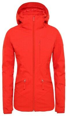 The North Face Lenado Jacket W Fiery Red NF0A3M5B15Q1/ Ropa Nieve Hombre