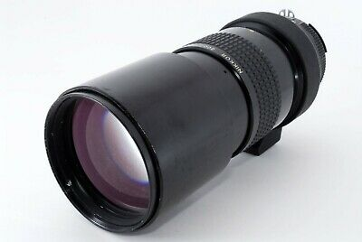 """""""APP EXC+++++(AS IS)"""" Nikon Ai Nikkor 300mm F/4.5 MF Prime Lens From Japan #3772"""
