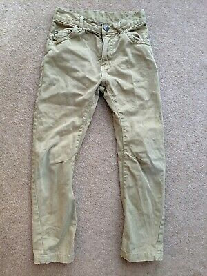 Boys George Trousers. Beige Jeans/Chinos, 5-6 Years