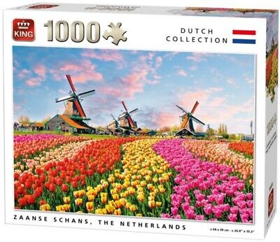 King City Collection Jigsaw Puzzle London Street Scene 1000 Pieces