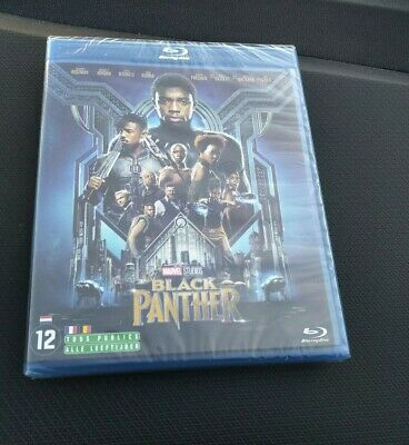 Black Panther - Marvel BLU RAY NEUF SOUS BLISTER