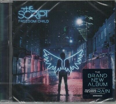 The Script, Freedom Child - 2017 - 14 track Rock CD Album, New  and Sealed