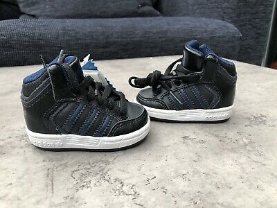 BNWT Baby Boy's Adidas Varial Skate Trainers UK size 1