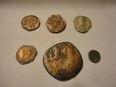 Roman coins greek ancient coin lot rare