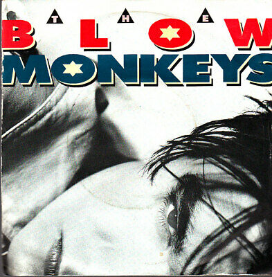 "7"" Vinyl Record, The Blow Monkeys, It doesn't have to be this way / Ask for More"