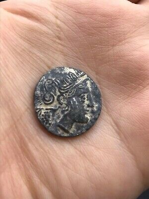 Unresearched Sassanian  Bronze Coin