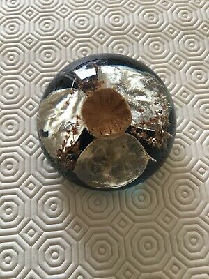 Vintage Lucite Paperweight....skipness
