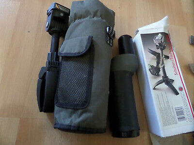 Vintage Kowa  Spotting Scope With Case And Cullmann Tripod