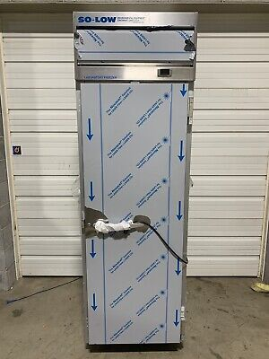 Environmental Equipment SO-LOW Ultra Low Freezer  Stainless Steel Laboratory
