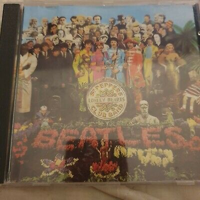 The Beatles Sgt Peppers Lonely Hearts Club Band Cd