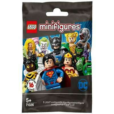 LEGO Minifigures DC COMIC SUPER HEROES Series 71026 Pick / Choose