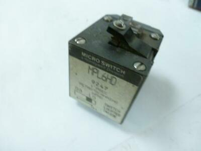 88419 Used, Microswitch MPL6HD Photoelectric Optic Head