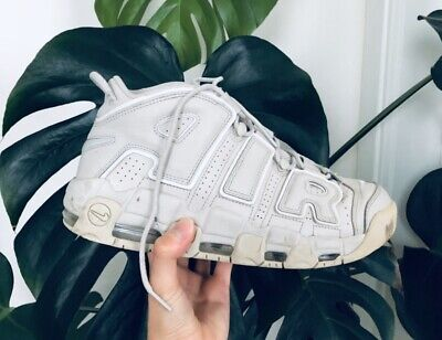 NIKE AIR MORE UPTEMPO 41 Neutral Nude EUR 60,00 | PicClick IT