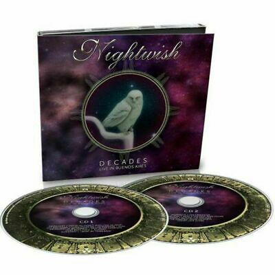 Nightwish - Decades Live In Buenos Aires (2CD digi Ltd. Ed.)  CD