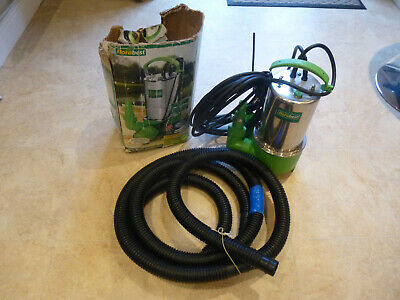 Florabest® Dirty Water submerable Pump FTS 1100 B2 - with 4m waste pipe