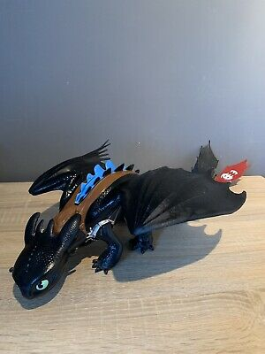 "How to Train Your Dragon Toothless Alpha Mega Edition Large 23"" Spin Master VGC"