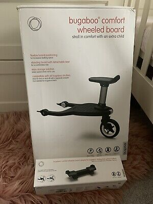 Bugaboo board and Adapters (brand new, Boxes Unopened)