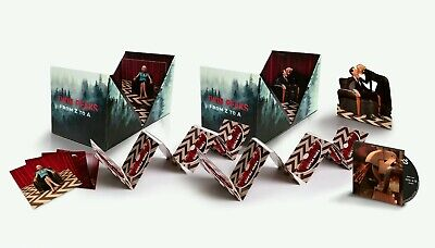 Twin Peaks From Z to A Limited Edition Box 21 Disc Blu Ray