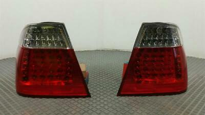 1999 BMW 3 Series E46 1998 To 2005 4 Door Saloon Pair Of LED Rear Lights Lamps