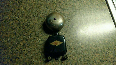 Vintage Ostr Electric Bellander Door Alarm Signal Antique Bell Antique