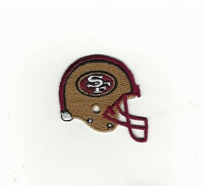 Little NFL San Francisco 49ers Patch.Mint.FAST same day Shipping. MONTANA !