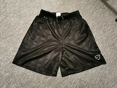 Girls Age 12-13 Year Black Nike Dri-Fit Sport Shorts Breathable Wicking