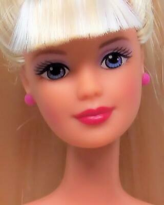 Barbie I Can Be Robotics Engineer Platinum Blonde Hair nude for OOAK or Play