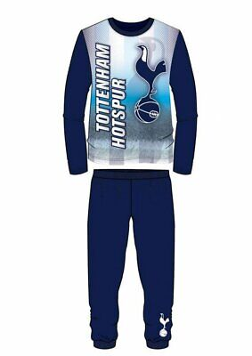 Tottenham Hotspur FC Boys/Girls Football Pyjamas - Top and Pants - Age 5-6 Years