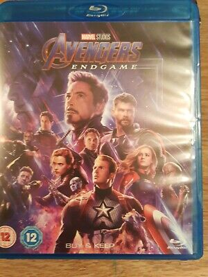 Avengers End Game - Blu-ray