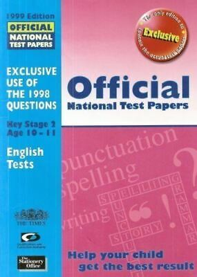 Official National Test Papers: Key Stage 2, Qualifications and Curriculum Author