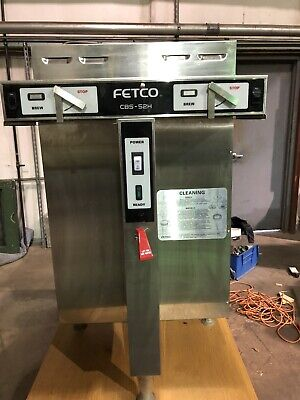 Fetco COFFEE BREWER CBS-52H15 - Used But Good Condition.