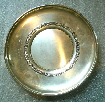 fine old Gorham sterling silver tray