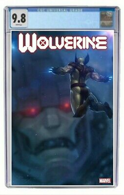 Wolverine #1 CGC 9.8 Graded Jeehyung Lee Variant Marvel Comics Pre Order