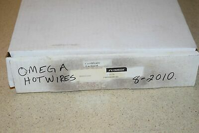 Omega Fma1000 Series Industrial Air Velocity/Temp Transmitter/Indicator - New
