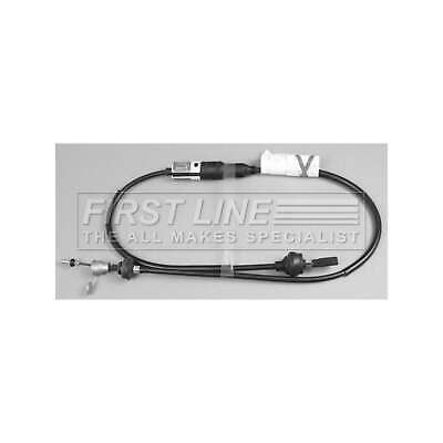 FORD P100 Mk2 1.8D Clutch Cable 89 to 92 RFA FirstLine 6497206 Quality New